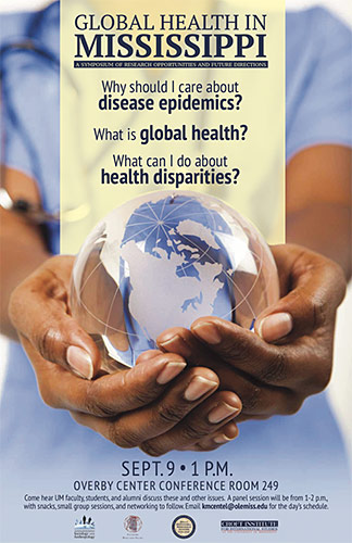 Global Health in MS advertisement