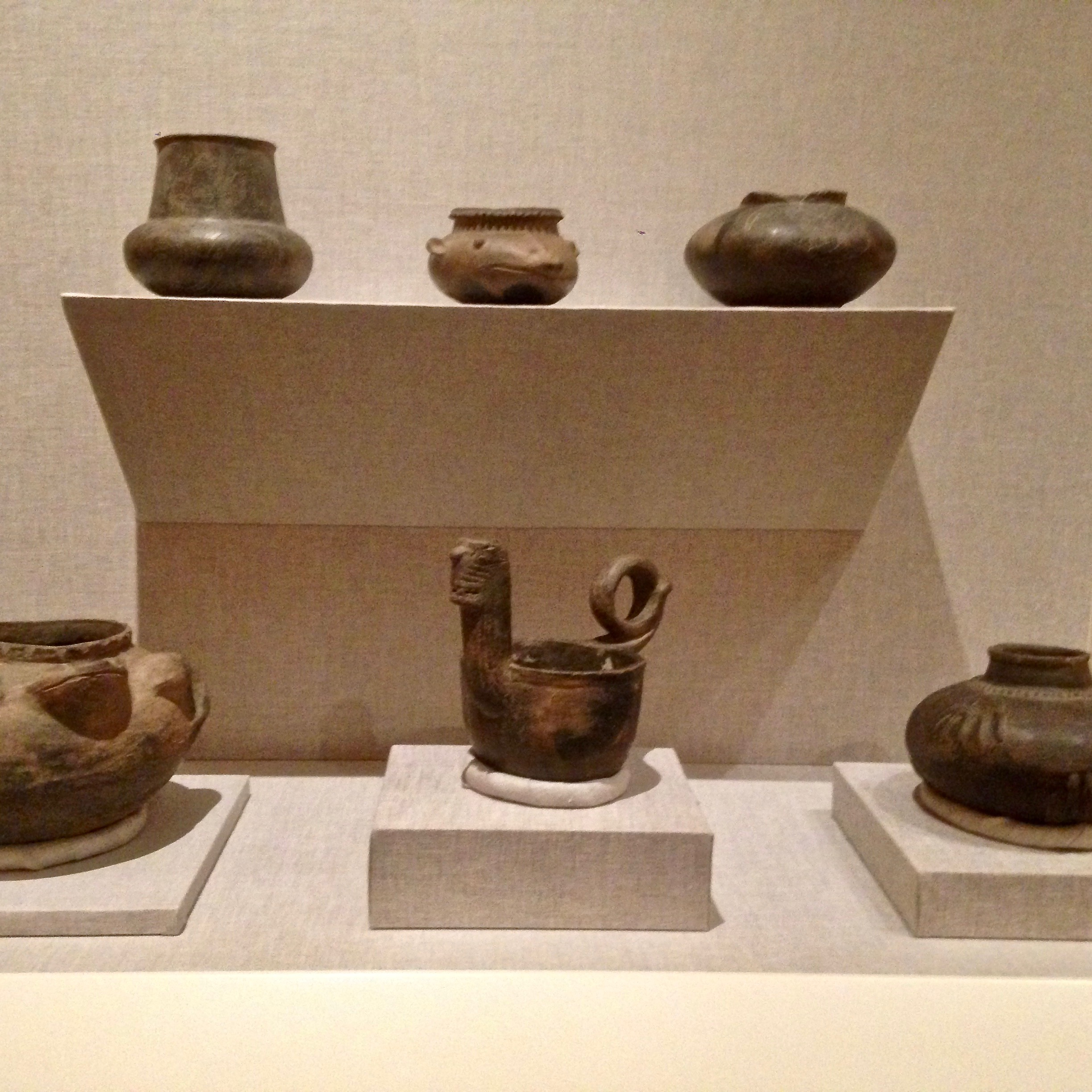 Historic archaeological collection on loan to Historic New Orleans Collection