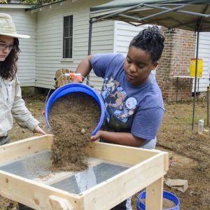 Community Invited to Public Archaeology Day at Rowan Oak